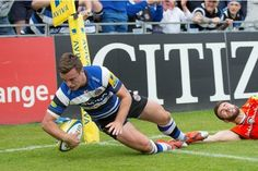 George Ford does it again! More actions shots from Bath Rugby's semi-final win over Leicester Tigers