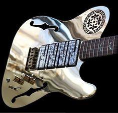 Goldcaster $ 1.000.000,00 guitar