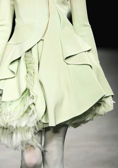#Givenchy Haute Couture incredible detail!!