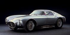 1954 #Maserati A6 GCS/53 Berlinetta by Pininfarina
