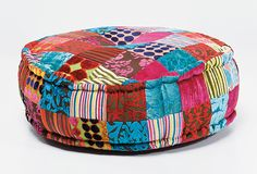 Floor Cushion Patchwork Velvet by Lisa Bausewein Sofa Seats, Kare Design, Cute Home Decor, Solid Wood Furniture, Home Living, Living Area, Floor Cushions, Interior Design Inspiration, Cushion Inspiration