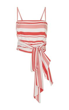 Multi Stripe Everything Top by MDS STRIPES for Preorder on Moda Operandi