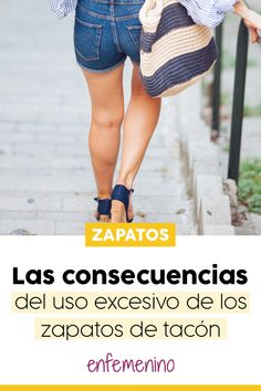 ¡Te contamos por qué no deberías abusar de los #zapatos de #tacón! Bermuda Shorts, Shoes, Women, Fashion, Zapatos, Moda, Shoes Outlet, Women's, La Mode