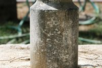 How to Restore Old Milk Cans (6 Steps)   eHow