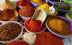 India - the magical paradise for people who love food. #India is our first destination for #food, #culture & #travel