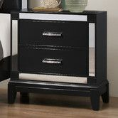 Found it at Wayfair - Ralph 2 Drawer Nightstand