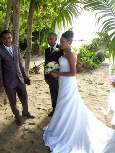 Real Destination Weddings: Beach weddings in Tobago for small groups