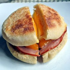 Make Ahead Gluten Free Egg McMuffin Recipe #diy #glutenfree #recipe