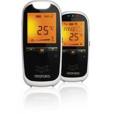 Neo-Nate BC6500D - liten, nett babycall med alle nødvendige funksjoner og god batteritid