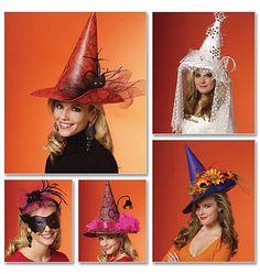Decorative witch hat