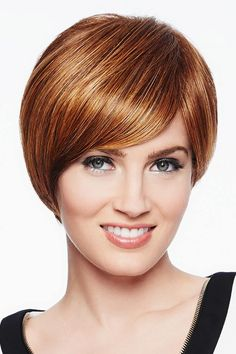 Modern Love by Raquel Welch Wigs Raquel Welch Wigs, Modern Love, Long Hair Cuts, Fine Hair, Short Hair Styles, Color, Cinnamon, Short Hairstyle, Maquillaje