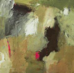 """Like a Welcomed Season"" 24"" x 24"" acrylic on canvas Linda O'Neill ~Abby Creek Studios"