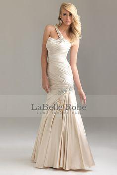 2012 Collection abito di sfera tromba / sirena Sweetheart pavimento lunghezza