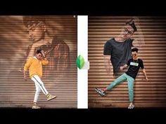 Blur Background In Photoshop, Pink Background Images, Photo Background Editor, Photo Editing Websites, Double Exposure Photo, Photo Manipulation Tutorial, Photo Poses For Boy, Boy Photography Poses, Image Hd