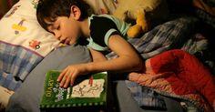 """""""Así se enamora un niño de la lectura"""". Aunque no existen fórmulas mágicas...."""