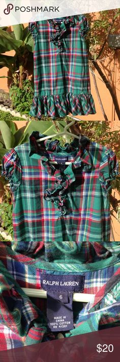 Girls Ralph Lauren dress Pre-loved by my daughter, no stain or damage Ralph Lauren Dresses Casual