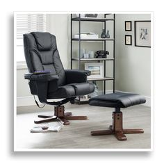 Black Massage Swivel and Recliner Chair are ideal for an extra seat in the living room or a great relaxation spot in the office. Order now and save with a free delivery service. Shop now. Recliner Chairs, Sofa Dimension, Furniture Direct, Extra Seating, Space Saving, Free Delivery, Living Room Furniture, Massage, Relax