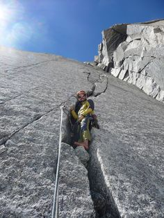 Just chillin - Pyramid du Tacul - Monte Bianco. #escalada