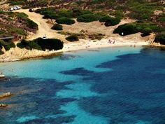 Cala Sabina. Asinara. Sardinia