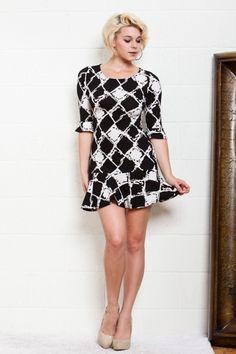 KINGDOM B. > Print Dresses > #MB4819 − LAShowroom.com