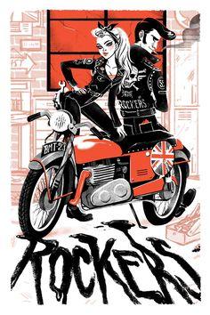 Rockers poster