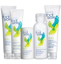 Foot Works Healthy 5-Piece Foot Care Collection