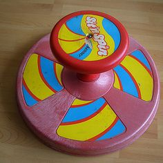 Sit' n Spin | 32 Essential Toys Every '80s Preschooler Had