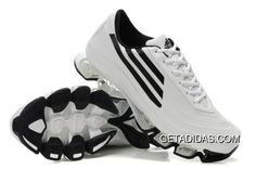 new styles d1bd6 3eb68 Comfortable Special Offers Mens Adidas Bounce Titan Leather Men White Black  Running Shoes Limit Lifestyle TopDeals, Price   103.91 - Adidas Shoes,Adidas  Nmd ...