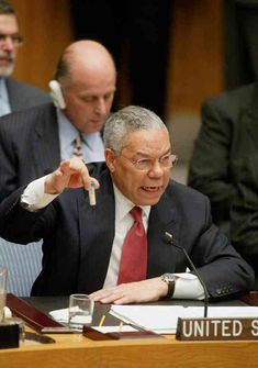 I worked on Colin Powell's speech supporting the invasion of Iraq 15 years ago. The Trump administration is doing the same thing today with Iran.