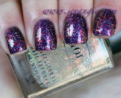 Glitter + Flocado