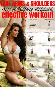 What are the best arm exercises for women? This is the best shoulder workout to … What are the best arm exercises for women? This is the best shoulder workout to reshape your arms, sculpt your biceps and triceps, and… Continue Reading → Arm Workout Videos, Arm Workouts At Home, Easy Workouts, Workout For Beginners, Bodybuilding Training, Women Bodybuilding Workouts, Arm Workout Challenge, Arm Workout No Equipment, Upper Body Workout For Women