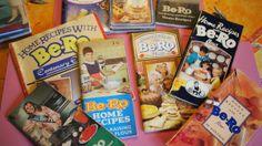Be-Ro cookbooks