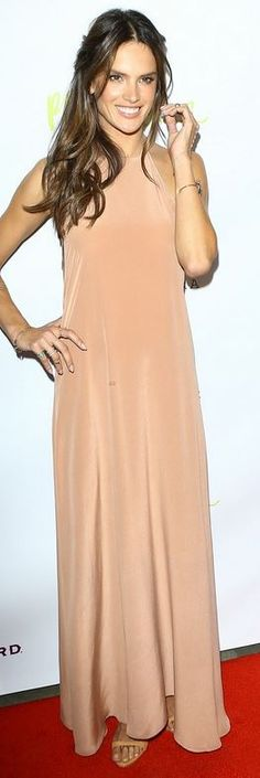 Alessandra Ambrosio in Ale by Alessandra Collection