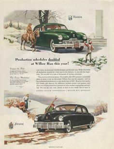 1948 Kaiser-Frazer ad