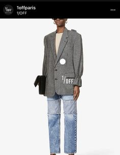 Repair Jeans, Sweaters, Fashion, Moda, Fashion Styles, Sweater, Fashion Illustrations, Sweatshirts, Pullover Sweaters