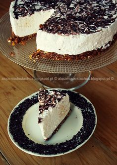 Food Wishes, Candy Cakes, Cheesecakes, Food Goals, No Bake Desserts, Vanilla Cake, Oreo, Food And Drink, Favorite Recipes