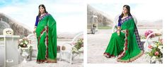 To buy this lovely saree please visit us at info@passionthreads.com