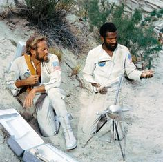 Planet of the Apes (1968) Astronauts Taylor and Dodge
