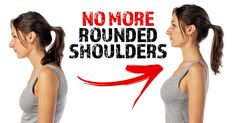 Fix bad posture... look better afterwards! Here's a workout that helps...