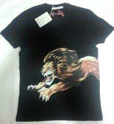 fc0661d45 Givenchy Men s T-shirt Top Shirt Polo BNWT 100% cotton Size L