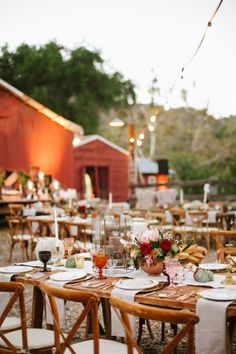 However you envision your big day, elegantly rustic weddings are so on trend right now and there's no shortage of inspiration to draw from.