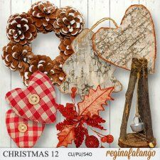 CHRISTMAS 12 #CUdigitals cudigitals.com cu commercial digital scrap #digiscrap scrapbook graphics