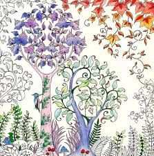 Enchanted forest Coloring Book Lovely Johanna Basford Sells Million Copies Of Secret Garden Enchanted Forest Coloring Book, Johanna Basford Coloring Book, Polychromos, Colorful Garden, Coloring Book Pages, Illustration, Drawings, College Books, Meet