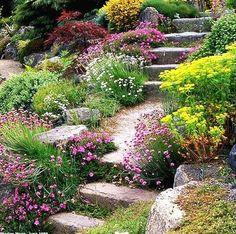 38 Eye-Catching Mediterranean Backyard Garden Décor Ideas - Gardenoholic