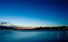 Pampulha Lake, Belo Horizonte, Brazil.