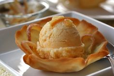 Cara Cara Orange Creamsicle Sorbet