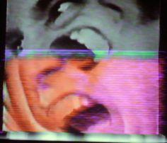 Glitch Art by Severina Severin Rocknroll, Glitch Art, Vhs Glitch, Emotion, Retro Futurism, Psychedelic Art, Looks Cool, Vaporwave, Trippy