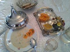 Bodrum Mandalinalı Paça çorbası. (from MARMARINA SARAYLI )