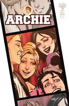 Archie Comic Publications, Inc. https://www.pinterest.com/citygirlpideas/archie-comics/