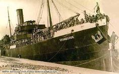 Crewlist from Stanbrook (British steam merchant) - Ships hit by German U-boats during WWII Royal Canadian Navy, Royal Australian Navy, Royal Navy, Contemporary History, Ship Names, Germany And Italy, Merchant Marine, Armada, World War One